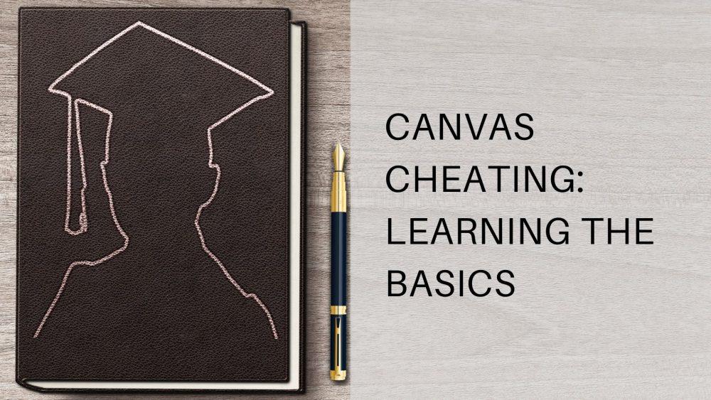 canvas cheating