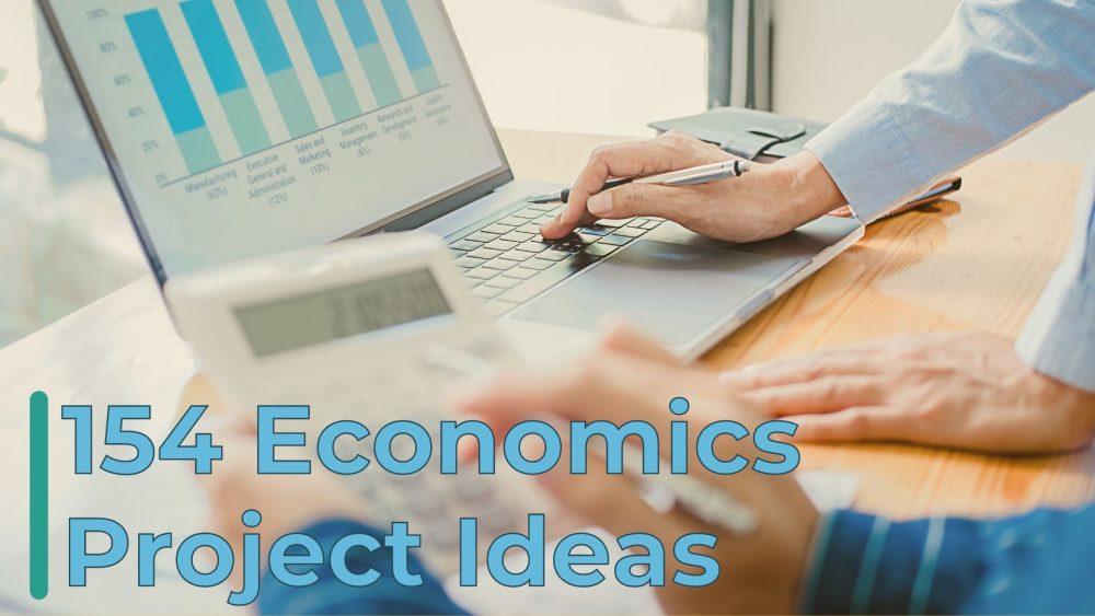 economics project ideas
